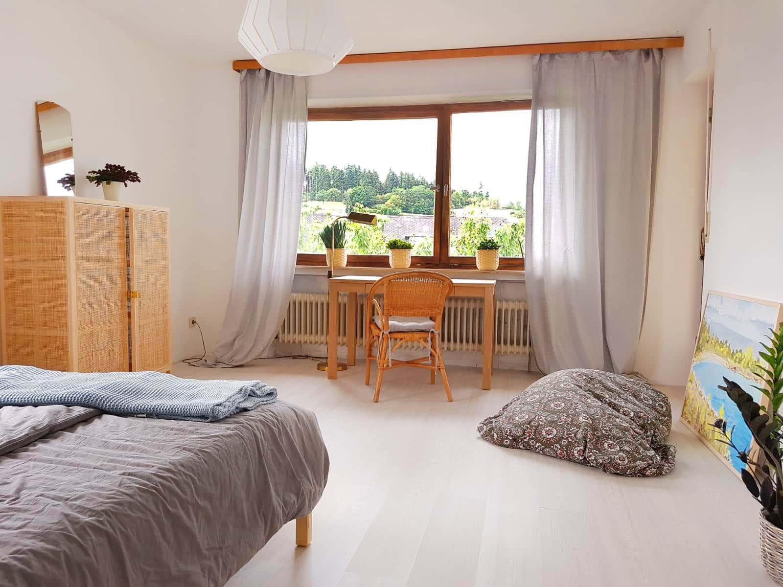 Sommerhaus Daun, Ferienhaus in der Eifel, Einrichtung und Ausstattung